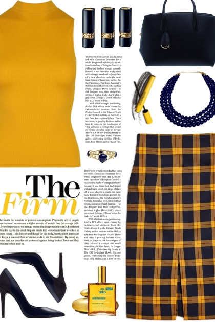 How to wear a Split Tartan Skirt!