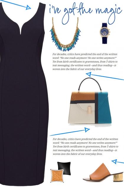 How to wear a Sweetheart Neckline Sheath Dress!