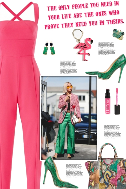 How to wear a Square Neckline Jumpsuit!