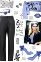 How to wear Faux Leather Cropped Pants!