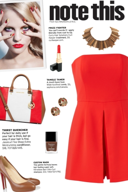 How to wear a Strapless Romper!