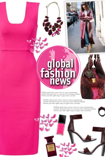 How to wear a Square Neckline Sheath Dress!