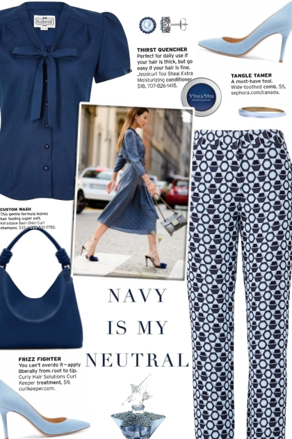 How to wear Geometric Print Trousers!