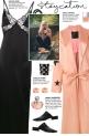 How to wear a Long Lace Sheer Night Dress!