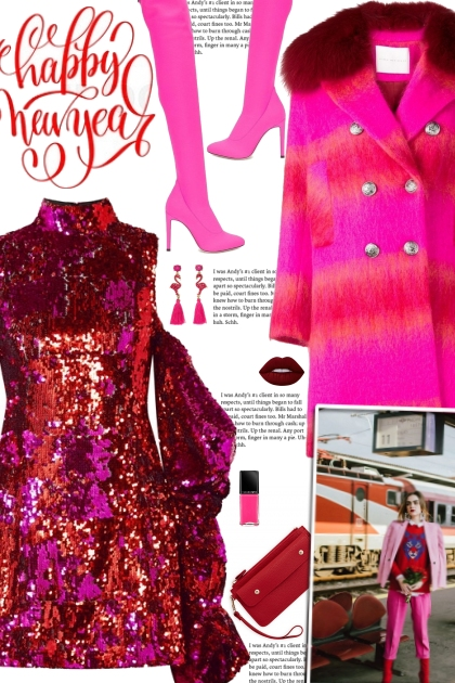 How to wear a Cold Shoulder Sequin Mini Dress!