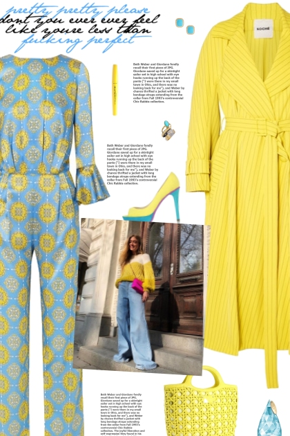 How to wear a Printed Bell Sleeve Jumpsuit!