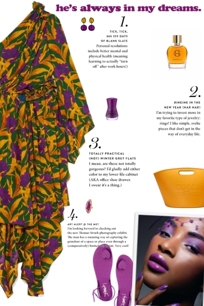 How to wear a One-Shouldered Floral Maxi Dress!