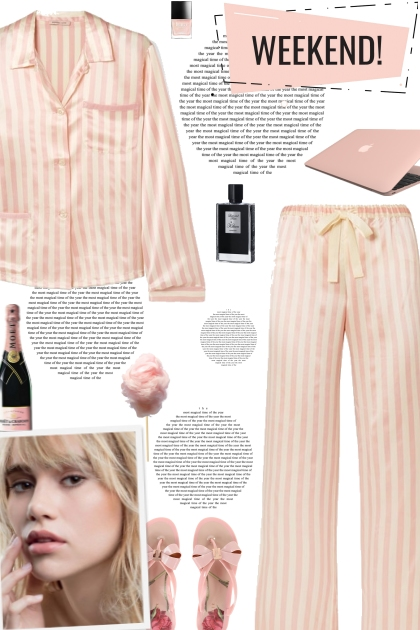 How to wear a Co-Ord Striped Silk Pajama Set!
