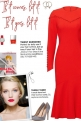 How to wear a Button- Accent Midi Dress!
