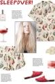 How to wear a Co-Ord Satin Printed Sleepwear Set!