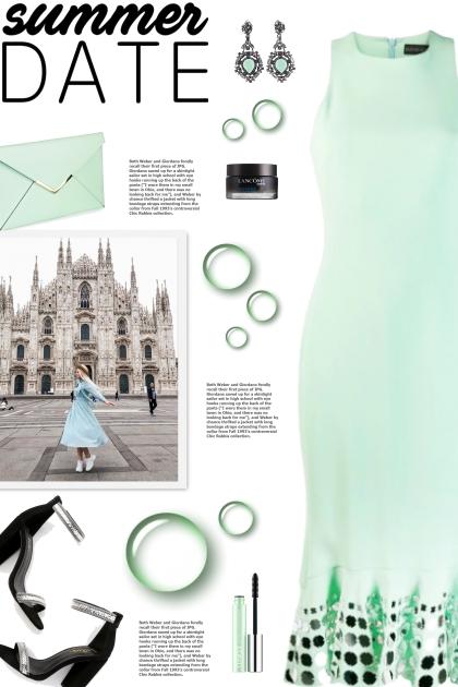 How to wear an Embellished Sleeveless Midi Dress!