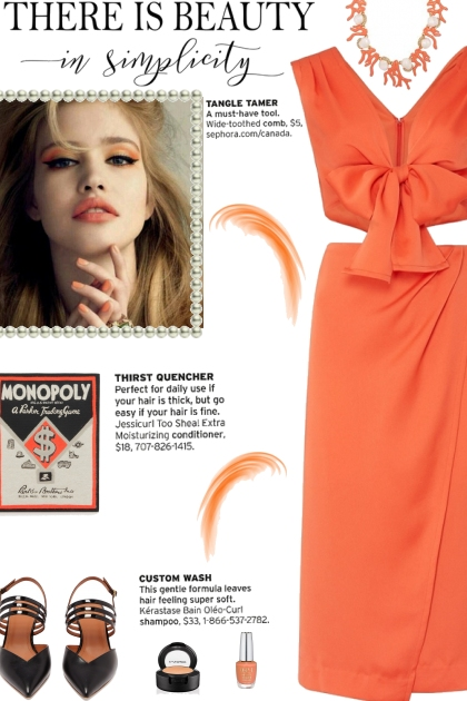 How to wear a Front Tie Cut-Out Dress!