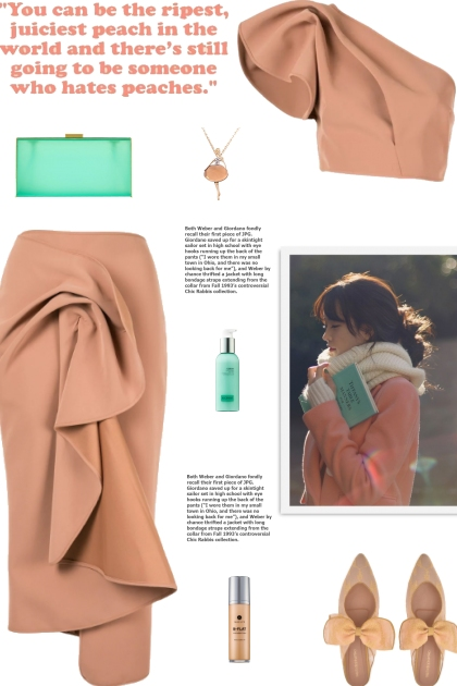 How to wear a Co-Ord Draped Asymmetrical Set!
