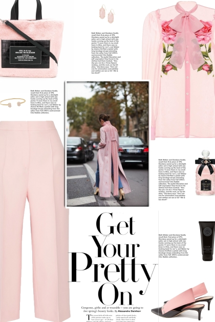 How to wear a Solid Color Cropped Culottes!- Modna kombinacija