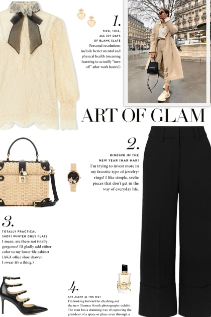 How to wear a Fold Over Cuff Wide Leg Culottes!
