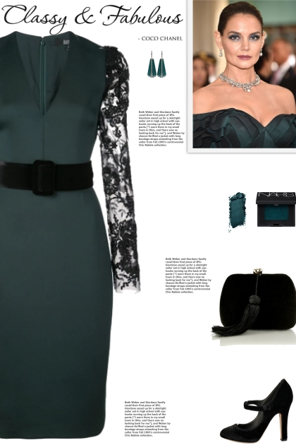 How to wear Floral Lace Sleeve Belted Dress!