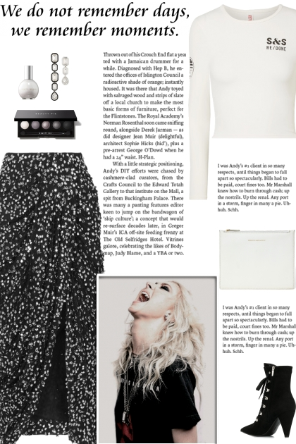 How to wear Sequin Embellished Ruched Midi Skirt!