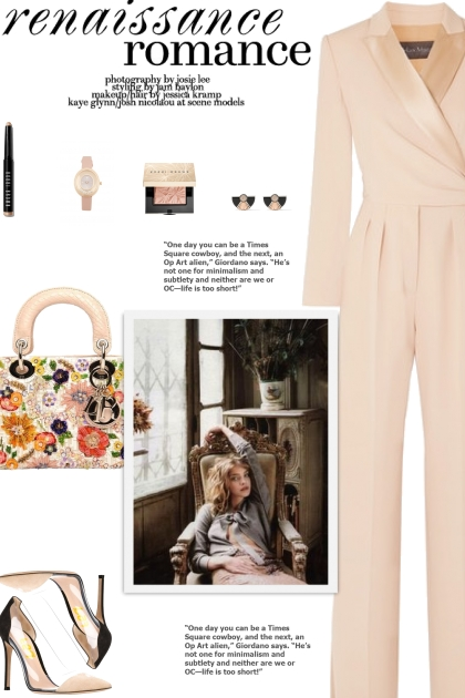 How to wear a Structured Shoulder Wrap Jumpsuit!