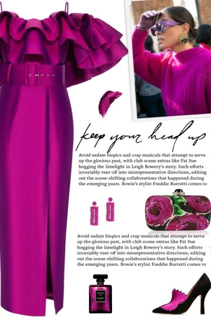 How to wear an Off Shoulder Ruffle Midi Dress!