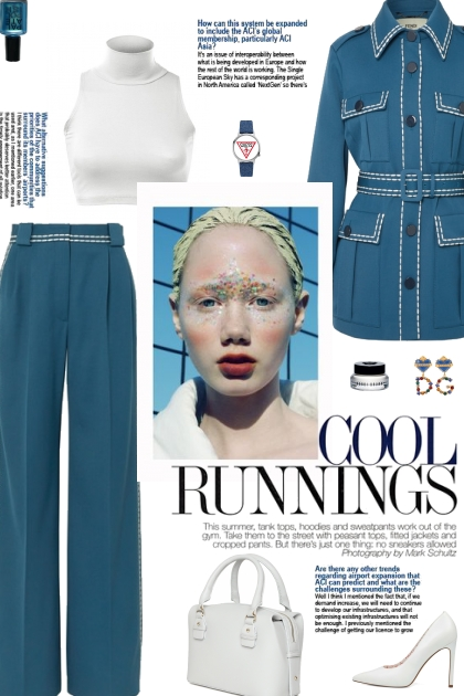 How to wear a Co-Ord Stitch Detailed Suit!