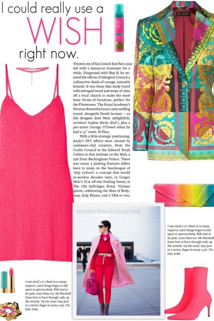 How to wear a Metallic Multicolor Blazer!