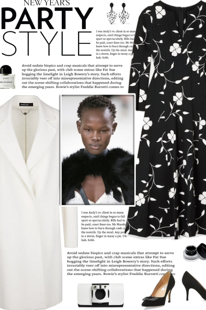 How to wear a Cashmere Felt Coat!
