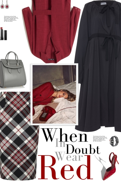 How to wear a Tie-Front Poplin Coat!