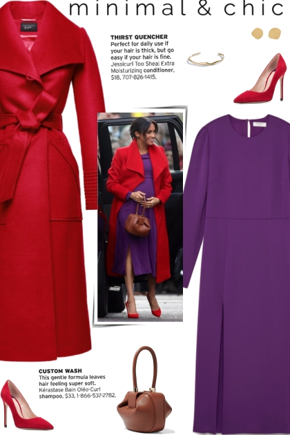 How to wear a Meghan Markle Style!