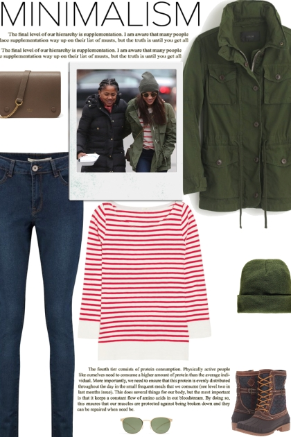 How to wear a Meghan Markle Style #4!