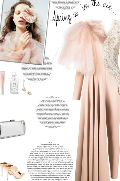 How to wear a Beaded Tulle Ruffled Jumpsuit!