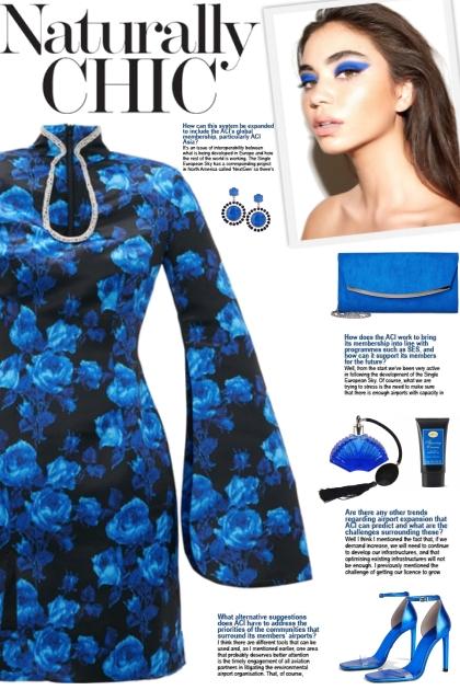How to wear a Crystal Embellish Floral Mini Dress!- Fashion set