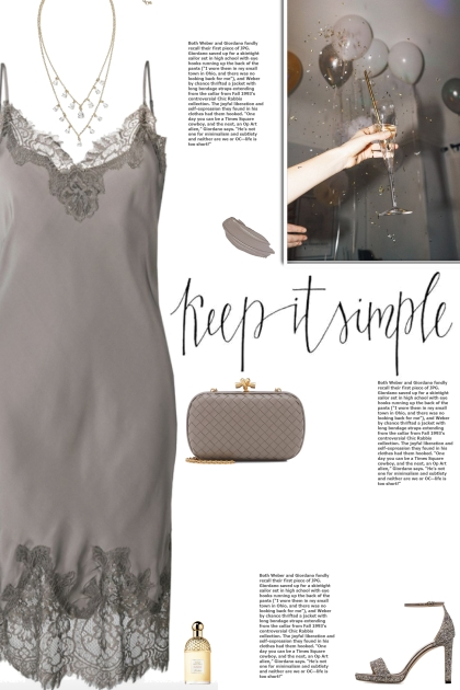 How to wear a Floral Lace V-Neck Slip Dress!