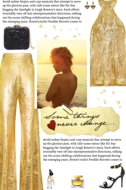 How to wear a Co-Ord Metallic Plisse Flared Set!