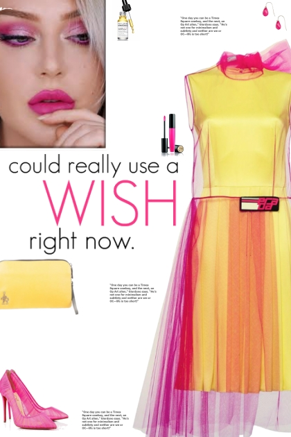 How to wear a Tulle Silk-Satin A-Line Dress!