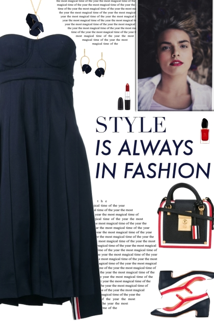 How to wear a Strapless Corset Waistband Dress!- Fashion set