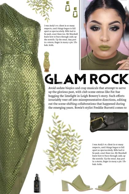 How to wear a Sequin Net Asymmetric Dress!