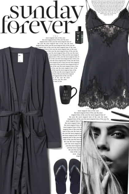 How to wear a Lace Trimmed Silk Night Dress!