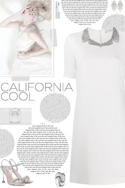 How to wear a Crystal Collar Short Sleeve Dress!