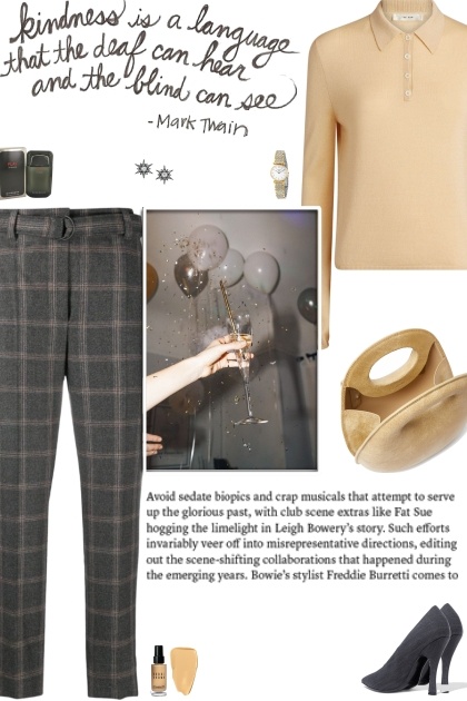 How to wear a Checked Cropped High Rise Trousers!- Fashion set