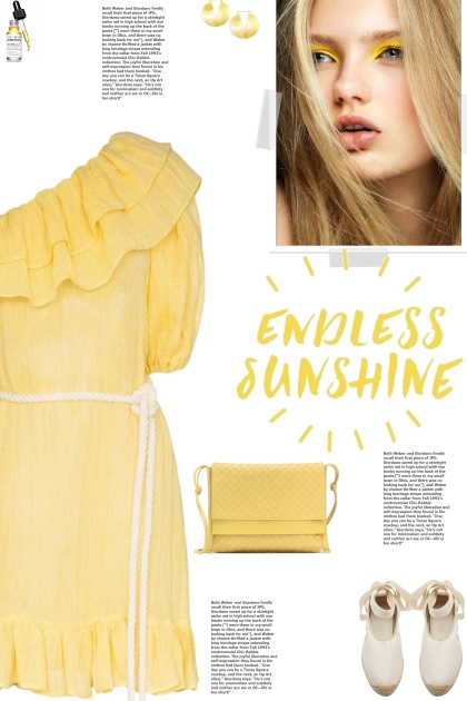 How to wear a Ruffled One Shoulder Mini Dress!