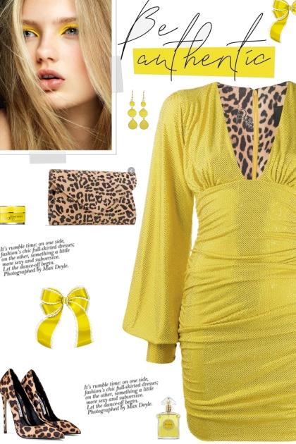 How to wear a Stud Embellished Long Sleeve Dress!