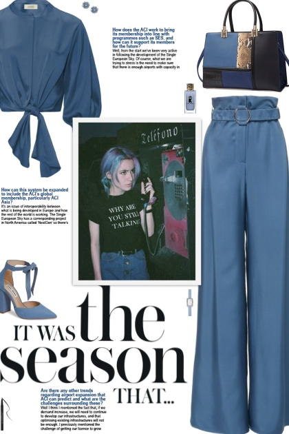 How to wear a Co-Ord Lustrous Satin Pant Set!