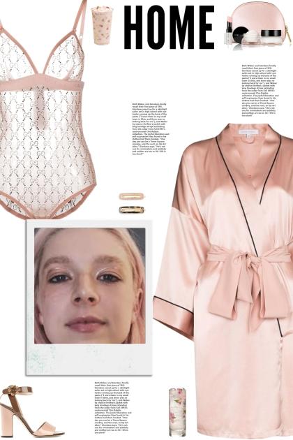 How to wear a Logo Print Crystal Bodysuit!