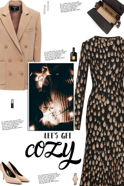 How to wear a Peacock Pattern Midi Dress!