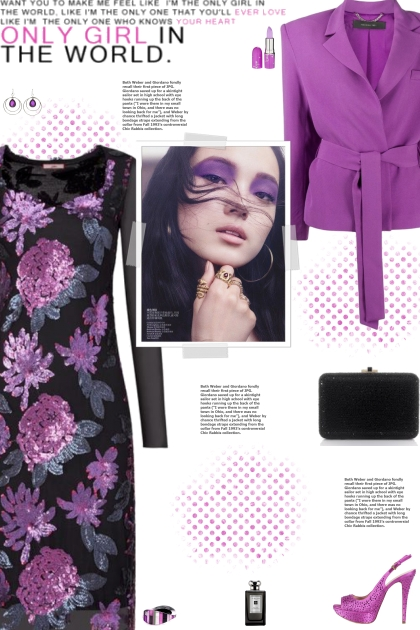 How to wear a Sweetheart Neckline Sequin Dress!