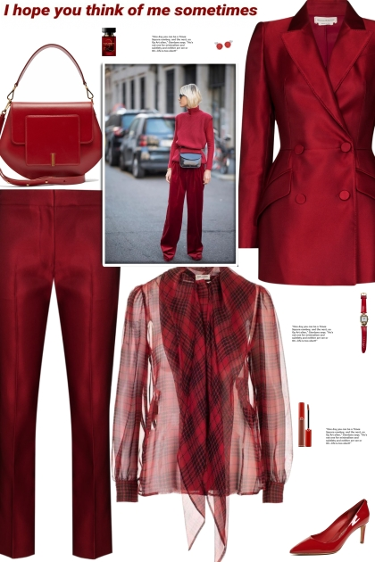 How to wear a Co-Ord Silk Fitted Pant Suit Set!
