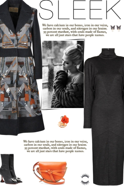 How to wear a Patterned Multicolor Coat!