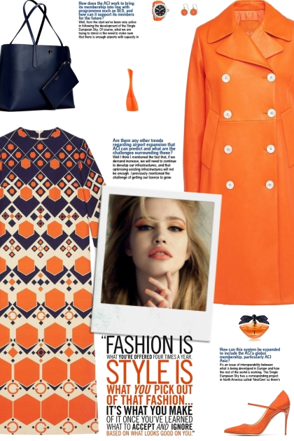 How to wear a Geometric Print Shift Style Dress!
