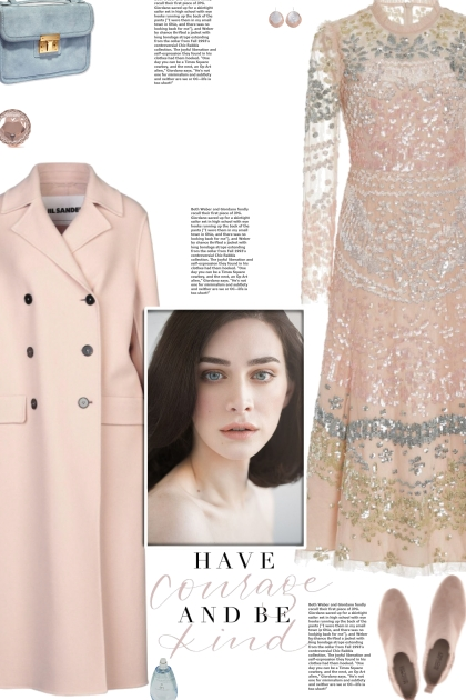 How to wear a Sequined Tulle Midi Dress!