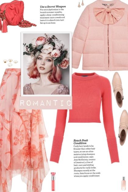 How to wear a Floral Print Asymmetric Midi Skirt!
